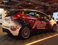 Neuer Ford Fiesta R2 präsentiert sich der Weltöffentlichkeit
