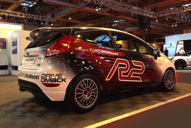 Bild von Neuer Ford Fiesta R2 präsentiert sich der Weltöffentlichkeit