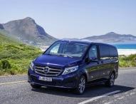 Mercedes-Benz GLA und V-Klasse sind die wertbeständigsten Autos ihrer Klasse