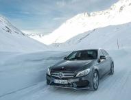 Mercedes-Benz startet mit Rekordabsatz in das Jahr 2015