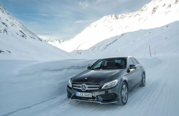 Photo of Mercedes-Benz startet mit Rekordabsatz in das Jahr 2015