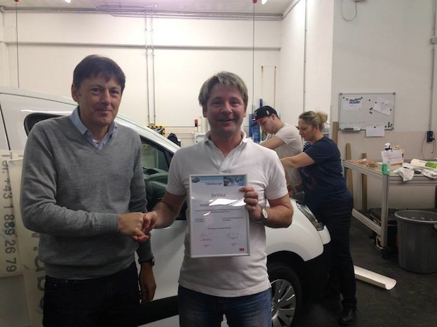 Photo of Ebinger & Sohn erhält Zertifikat für Folienlösungen