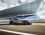 Alles auf Angriff: der neue Mercedes-AMG GT3