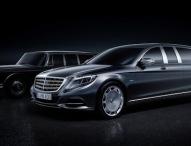 Automobile High-End-Luxusklasse mit Tradition
