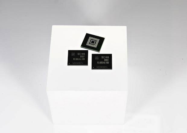 Photo of Samsung Electronics präsentiert industrieweit erstes Memory mit 128Gigabyte