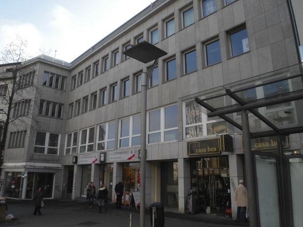 Bild von Sahle Wohnen erwirbt Wohn- und Geschäftshaus an der Hindenburgstraße