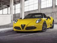 Alfa Romeo Spider 4C – die sportliche Italo-Spinne