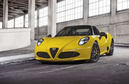 Photo of Alfa Romeo Spider 4C – die sportliche Italo-Spinne