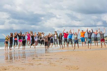 Bild von Lernspaß mit Strandvergnügen und Kulturgenuss