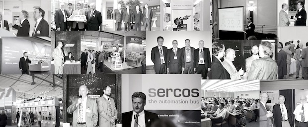 Photo of 25 Jahre Sercos International – 10 Jahre Sercos III