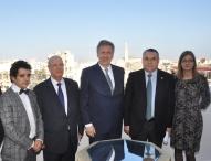 Christian Wulff eröffnet EMA-Büro in Casablanca