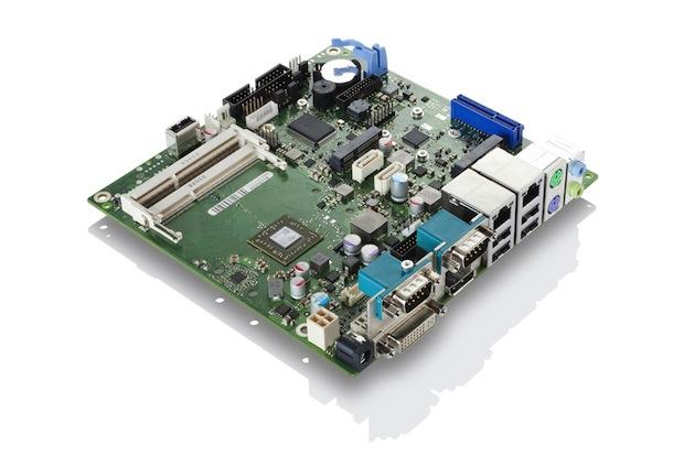 Bild von Industriemainboards von Fujitsu mit neuen AMD Embedded G-Series SOC