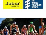 Jabra ist globaler Partner der ITU World Triathlon Series