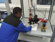 Kyocera eröffnet neues Test Lab für Tintenstrahldruckköpfe in Esslingen