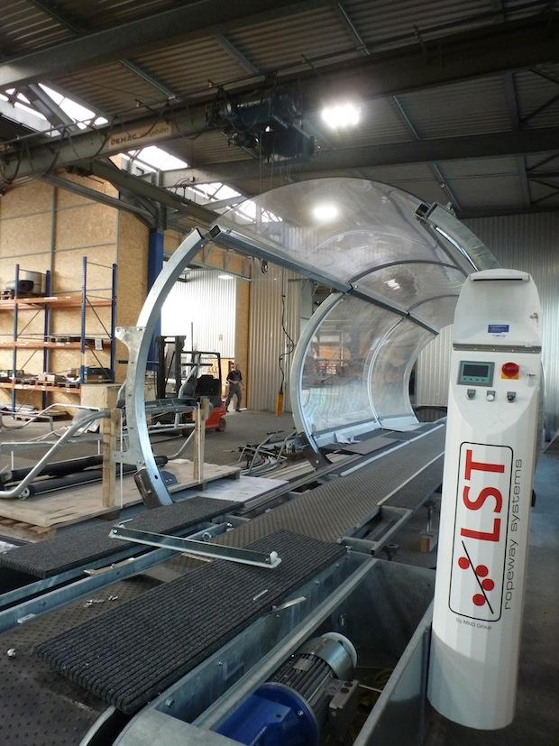 Bild von Lifthersteller LST Ropeway Systems rüstet um auf LED-Beleuchtung – per Mietmodell