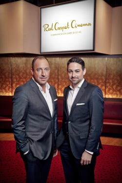 """Quellenangabe: """"obs/CinemaxX Holdings GmbH/Gert Krautbauer für Red Carpet Cinema Communication"""""""