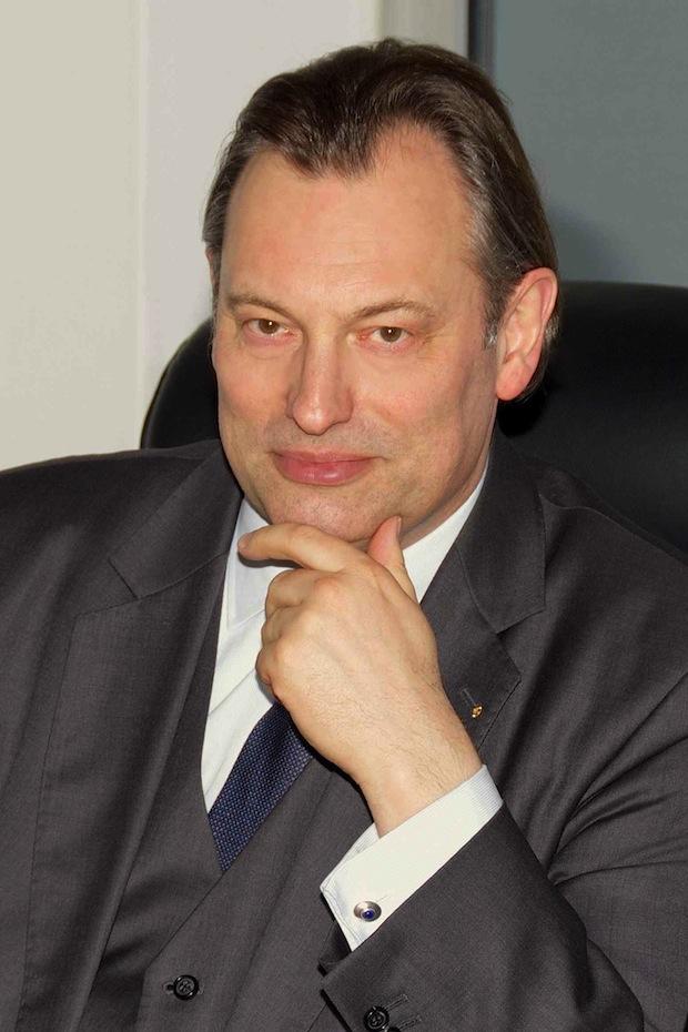 Photo of Vortrag von Regierungsberater Martin Faulstich im Mercedes-Benz Museum