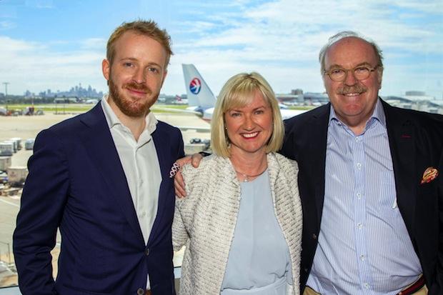 Bild von Sydney Airport: Heinemann Duty Free erfolgreich gelandet