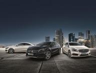 """Mercedes-Benz A-, CLA- und GLA-Klasse im sportlichen """"StreetStyle"""""""