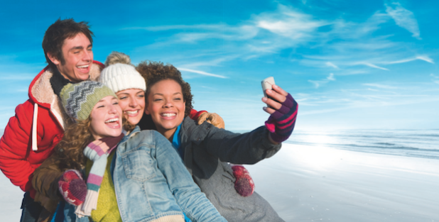 Laut einer forsa-Studie haben Prepaid-Nutzer eigentlich gut lachen. Foto: blau.de/akz-o