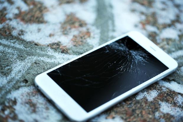 Photo of Smartphone: Gut geschützt im Schneegestöber