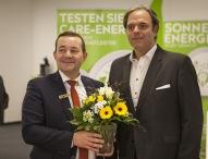Der Energiedienstleister Care-Energy eröffnet neuen Shop