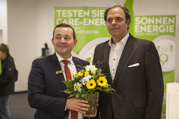 Photo of Der Energiedienstleister Care-Energy eröffnet neuen Shop