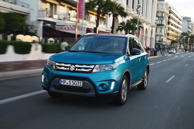 Bild von Suzuki verkündet Preise und Ausstattungslinien für den neuen Vitara