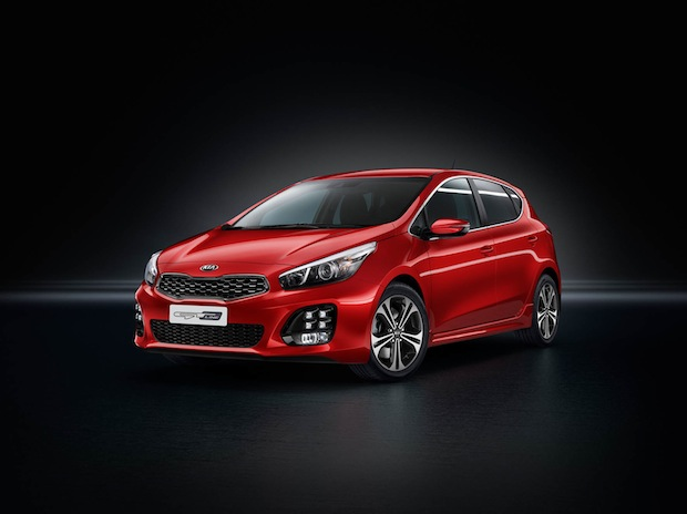 Photo of Kia cee'd GT Line*