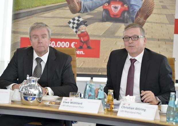 Photo of LBS Rheinland-Pfalz zufrieden mit dem Jahrgang 2014