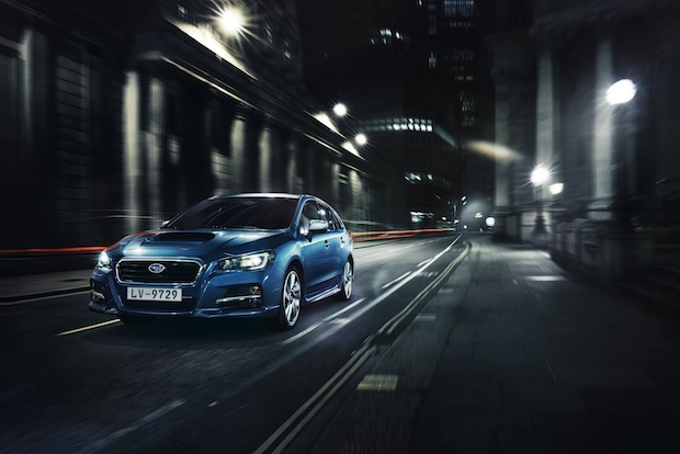 Photo of Europa-Premiere des Subaru Levorg