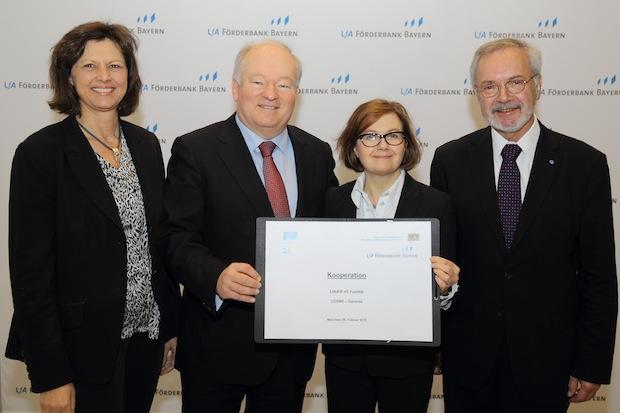 Bild von Bayern holt neue EU-Mittel für Start-Ups