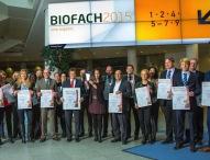 NORMA: Bio-Händler des Jahres 2015!