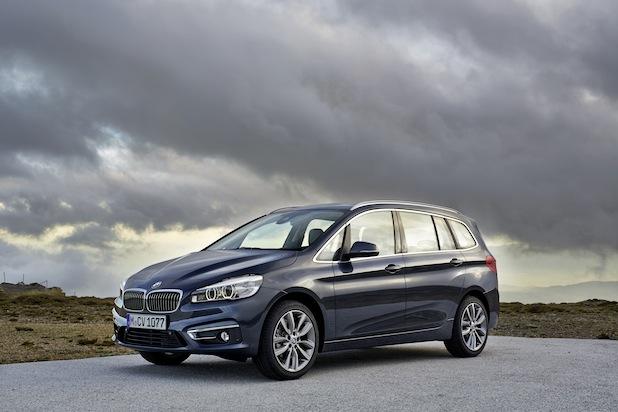 Bild von Der neue BMW 2er Gran Tourer