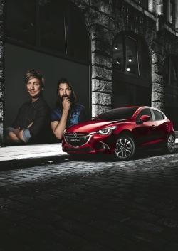 Der neue Mazda2. Quelle: obs/Mazda Motors Deutschland
