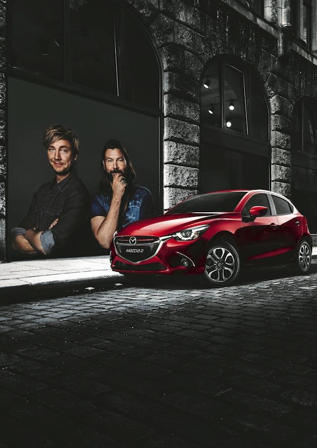 Photo of Der neue Mazda2 ist da