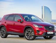 Mazda CX-5 2015: Erfolgs-Crossover umfassend aufgewertet
