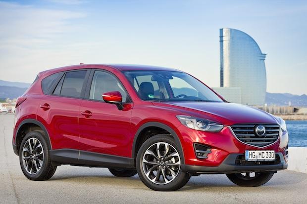 Photo of Mazda CX-5 2015: Erfolgs-Crossover umfassend aufgewertet