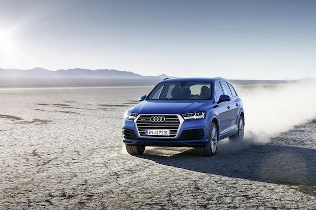 Photo of Neuer Audi Q7 steht in den Startlöchern
