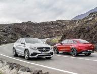 Verkaufsfreigabe Mercedes-Benz GLE Coupé