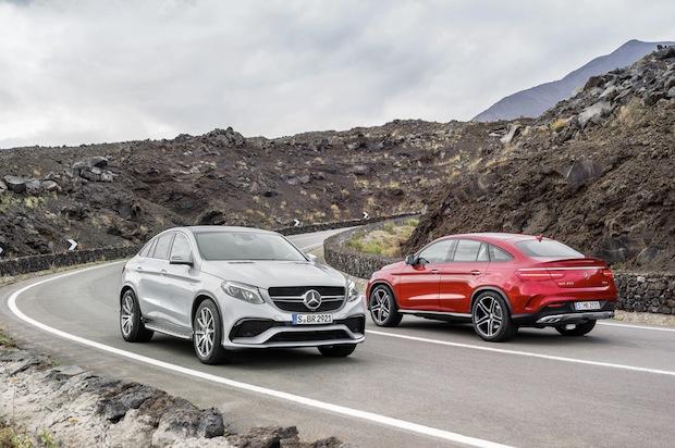 Bild von Verkaufsfreigabe Mercedes-Benz GLE Coupé