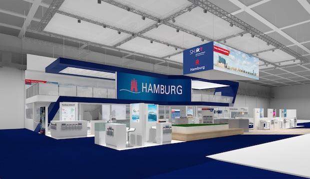 Photo of Hamburg Tourismus GmbH auf der ITB in Berlin