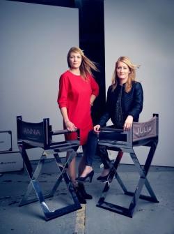 Anna Alex und Julia Bösch - Gründerinnen von Outfitter