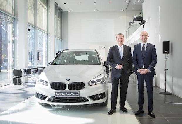 Bild von BMW Marktführer im Niederlassungsbereich Frankfurt