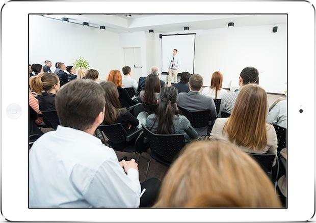Photo of numeo verbessert Interaktion auf Events