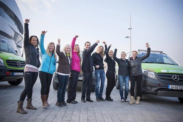Photo of Mercedes-Benz startet mit vier Teams bei 25. Rallye Aïcha des Gazelles
