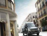 Mercedes-Benz Vans baut Sprinter-Werk in den USA