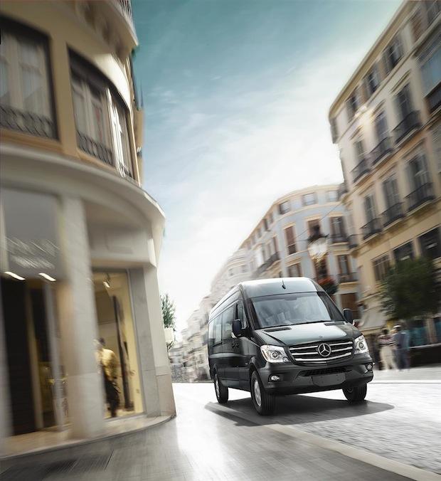 Photo of Mercedes-Benz Vans baut Sprinter-Werk in den USA