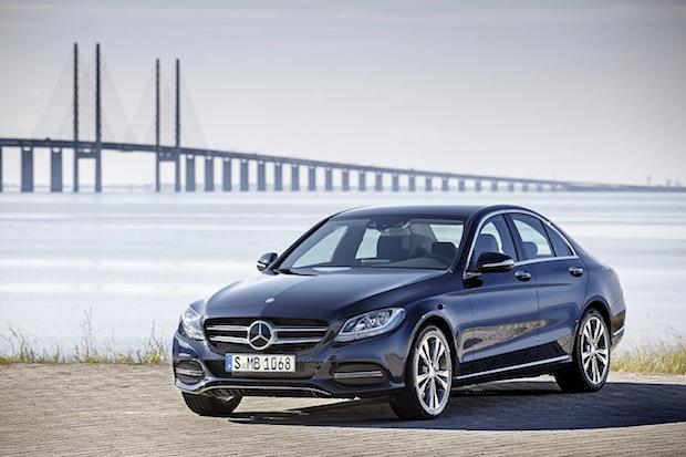 Photo of Umweltzertifikat für den Mercedes-Benz C 350 e