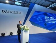 Daimler eröffnet maßgeschneidertes Logistikzentrum in Guangzhou, China